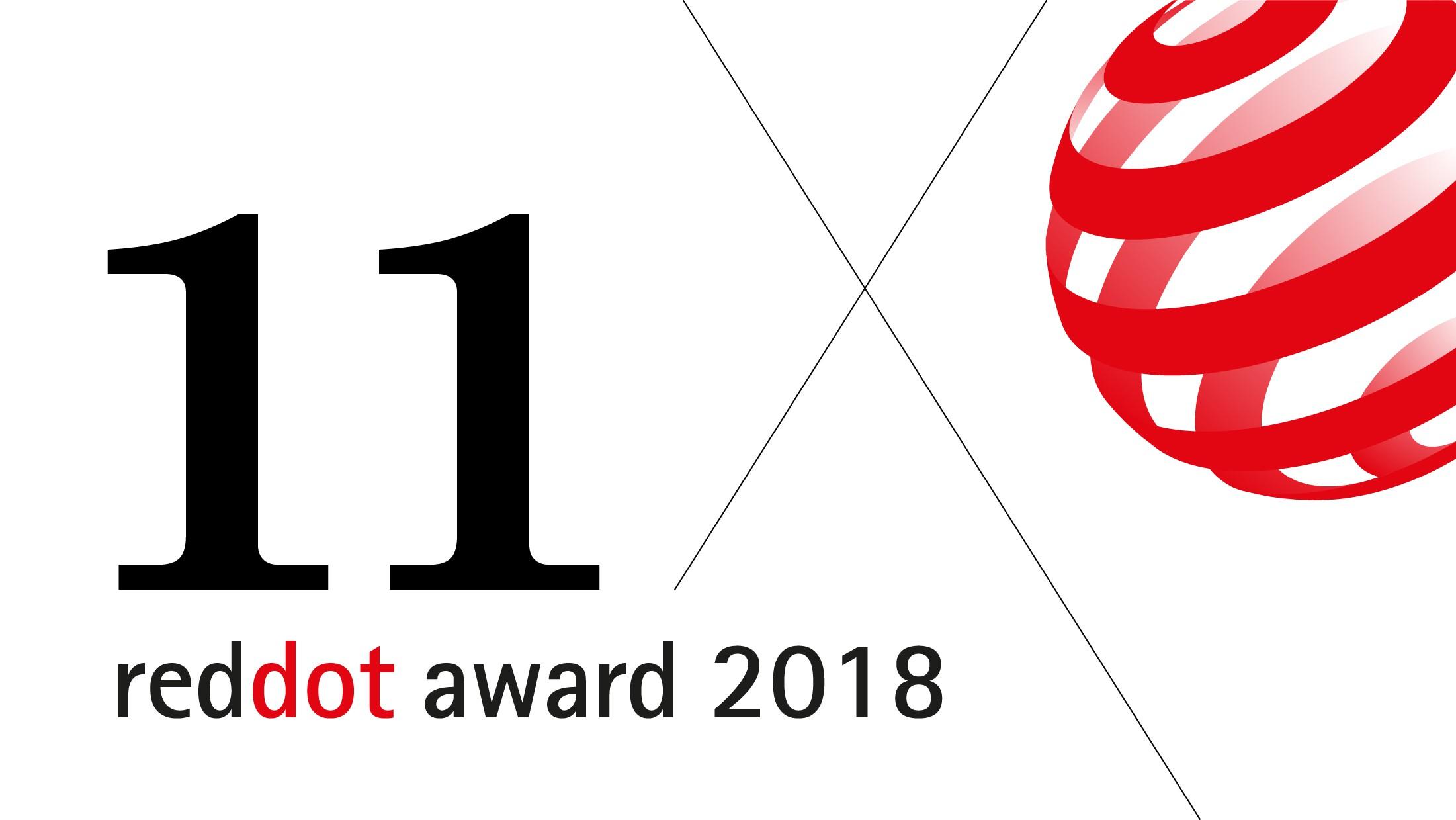 11 Red Dot News Strichpunkt Design