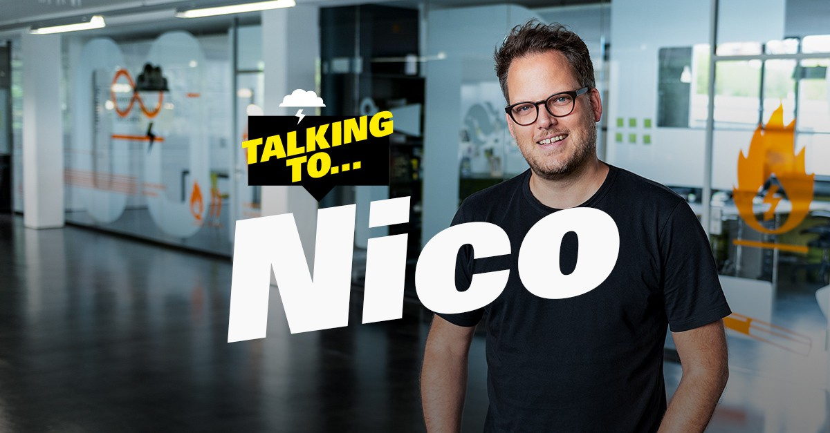 Talking to Nico